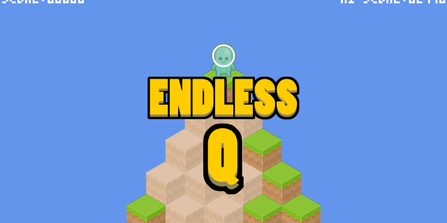 #1GAM Game 3: Endless Q