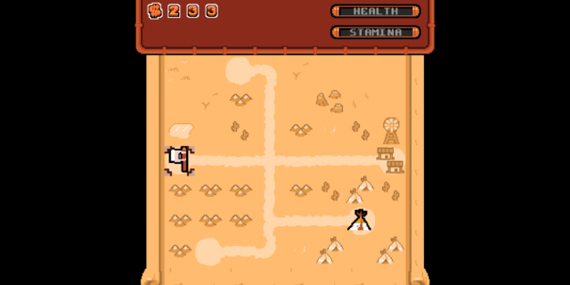 #1GAM Game 7: Unfinished Western